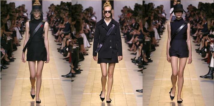 Dior迪奥2017年春夏季成衣系列时装秀